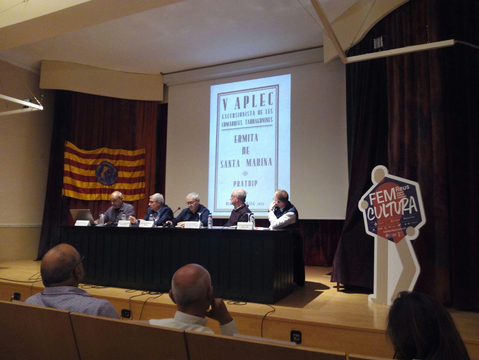 La 41a edició de l'Aplec Excursionista dels Països Catalans es celebrarà del 6 al 10 de desembre i tindrà a la ciutat de Reus com a epicentre