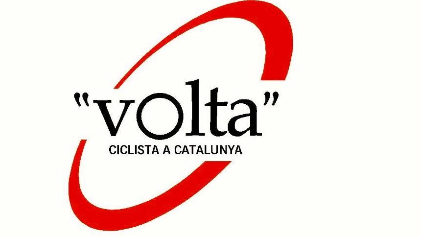 Arribada de la volta Ciclista a Catalunya