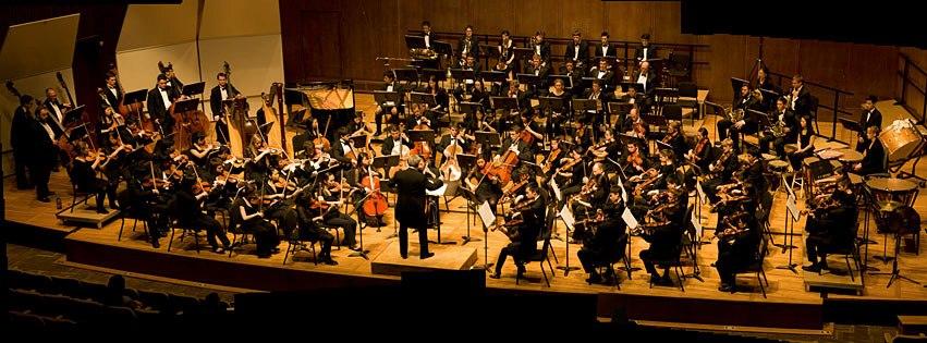 Concert Orquestra Simfònica de la Universitat de Califòrnia Berkeley