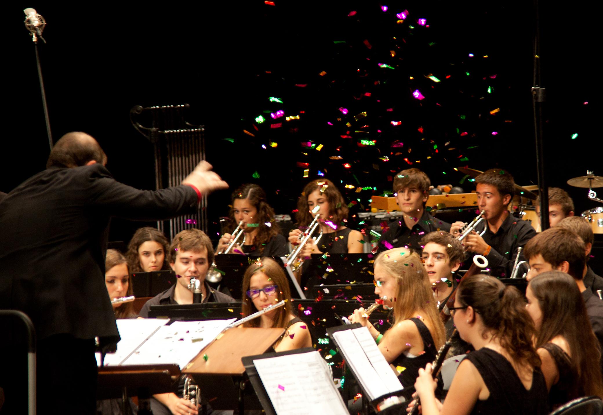 Concert de la Banda Simfònica de la Diputació de Tarragona