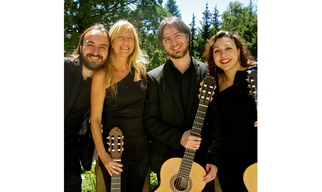 Vermusic: 22 strings Quartet