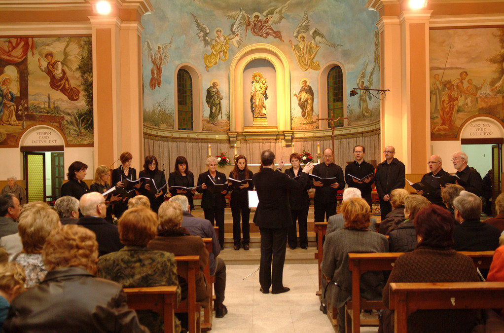 Concert  THE ISSEL's SINGERS
