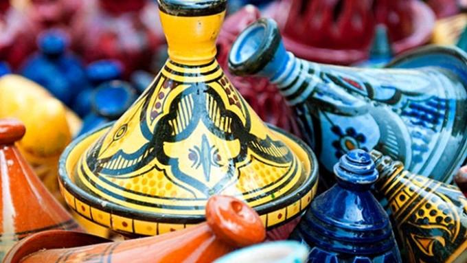 Mostra d'artesania del Marroc