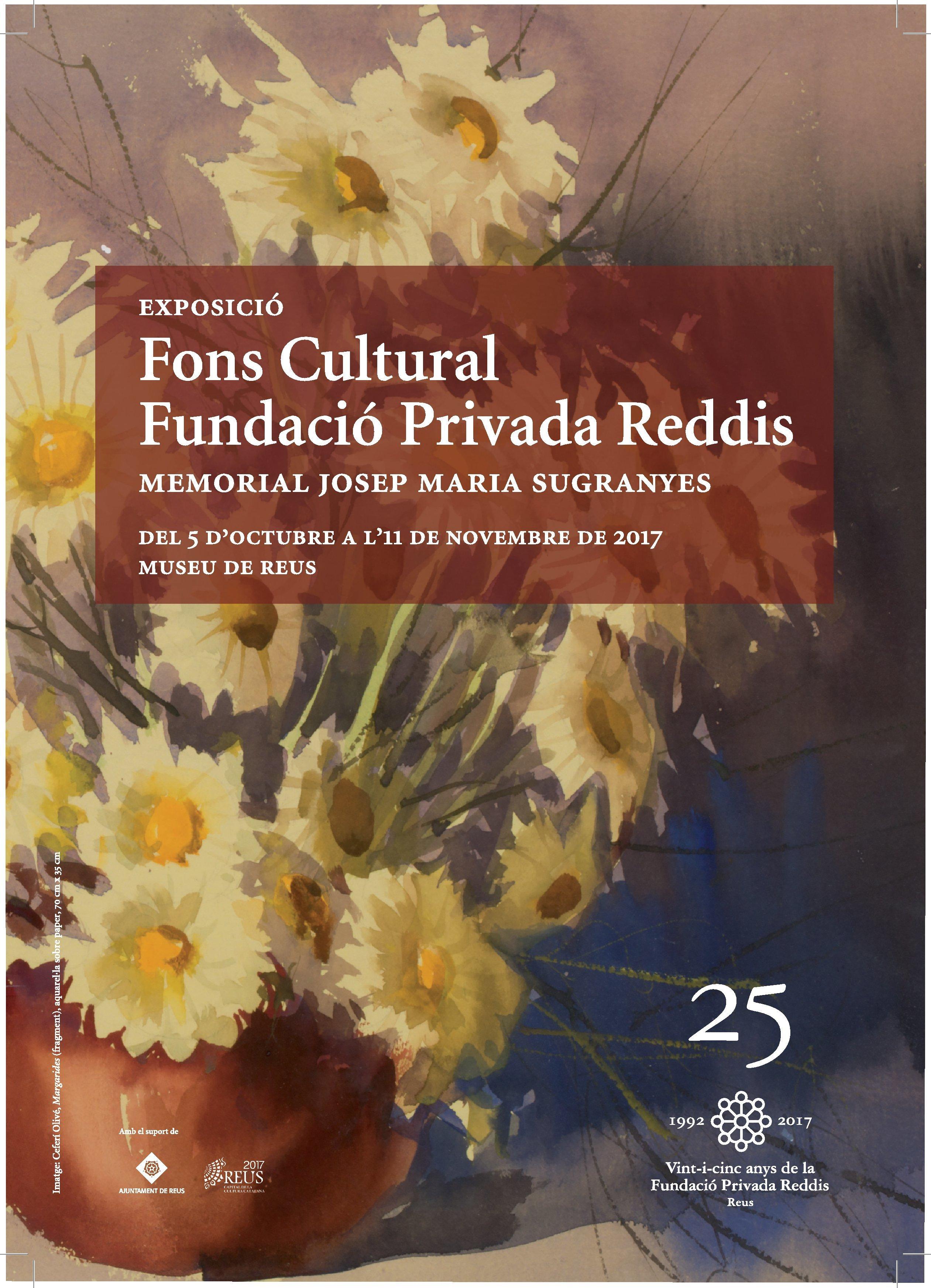 Fons cultural Fundació Privada Reddis. Memorial Josep Maria Sugranyes