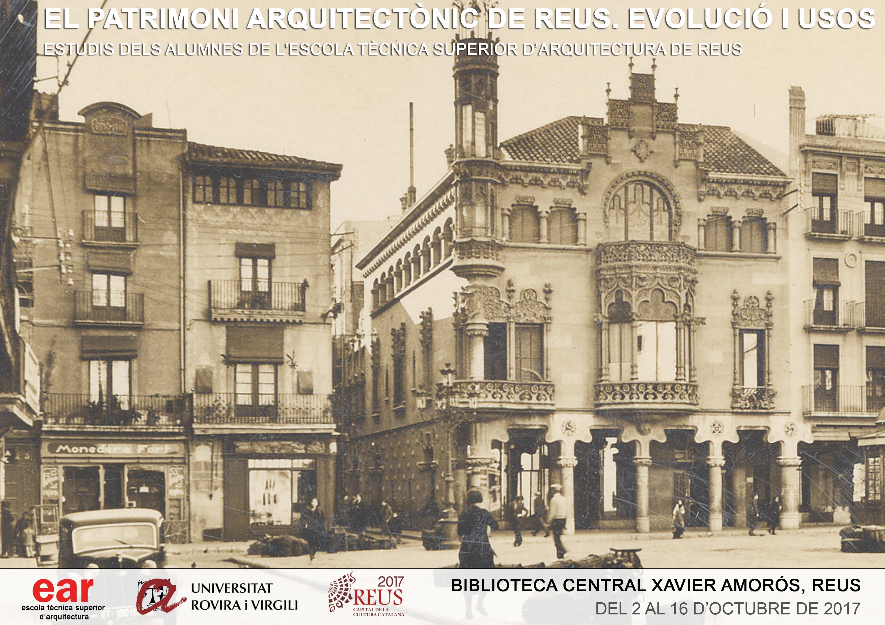 El patrimoni arquitectònic de Reus