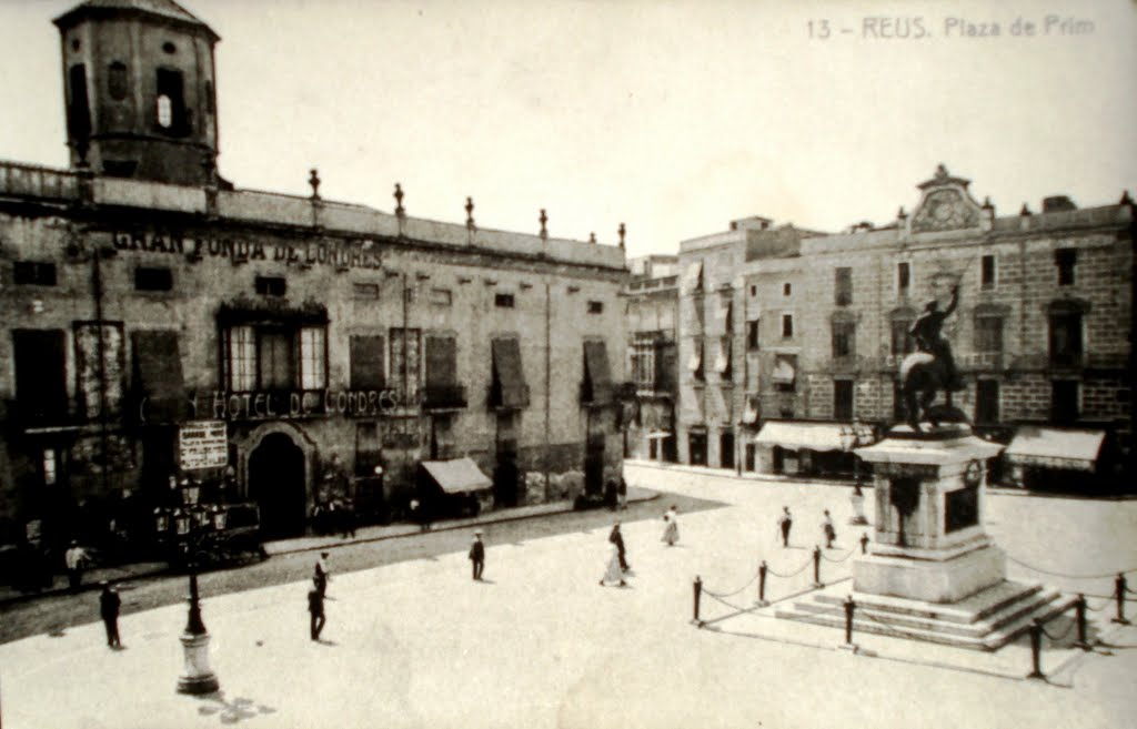 Reus, retrat fotogràfic d'una centúria
