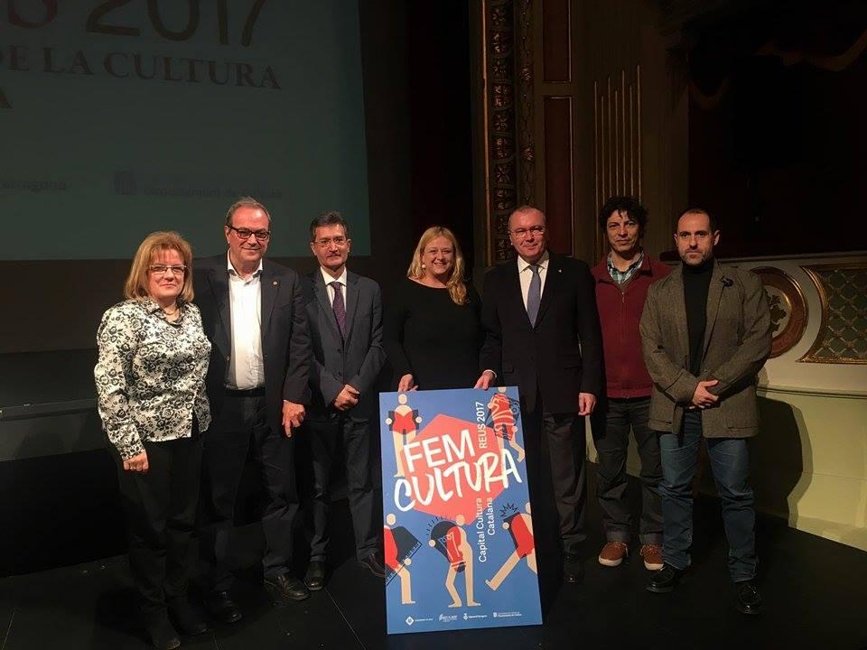Programació de Reus Capital de la Cultura Catalana 2017